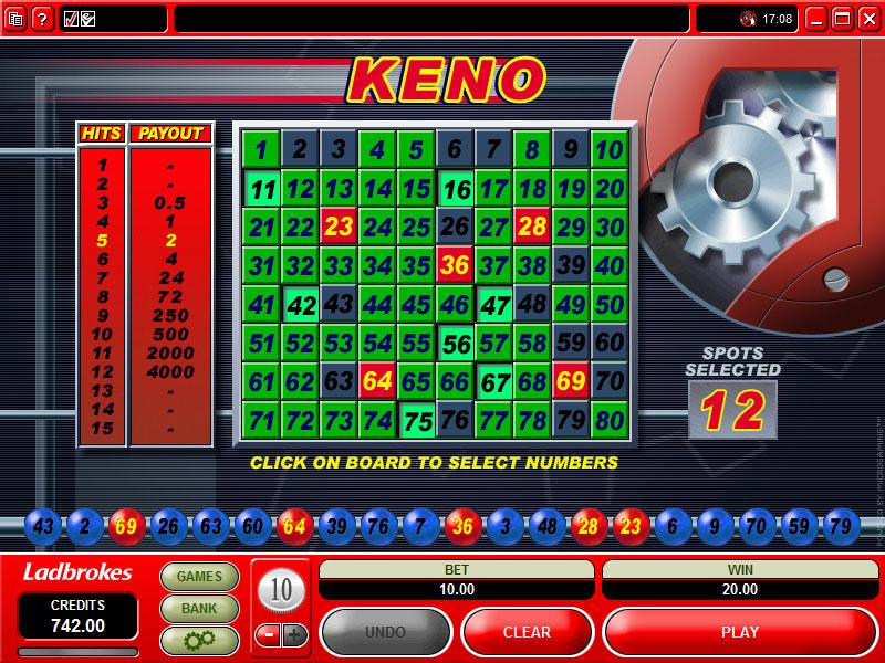 Bästa lotto 43984