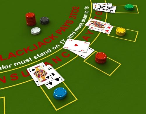 Räkna kort blackjack bok 49990