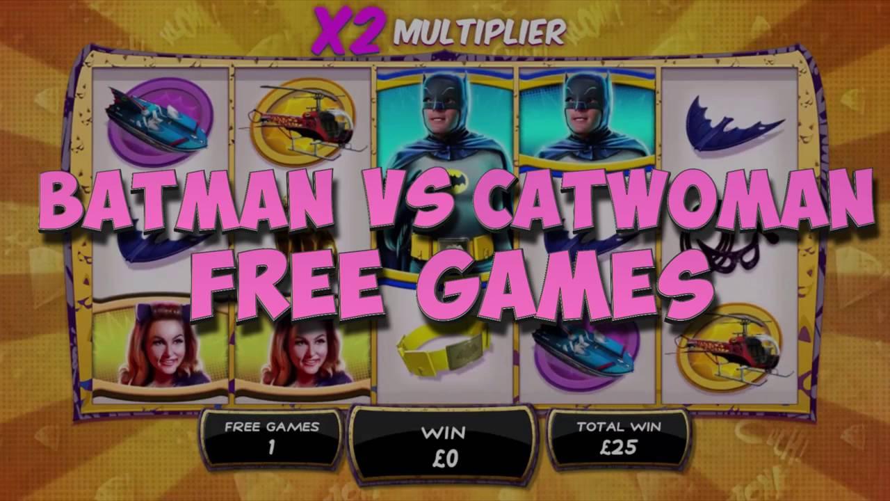 Youtube video Batman Catwoman 33873