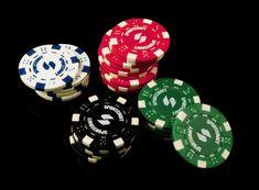 Poker chips NYTT 64555