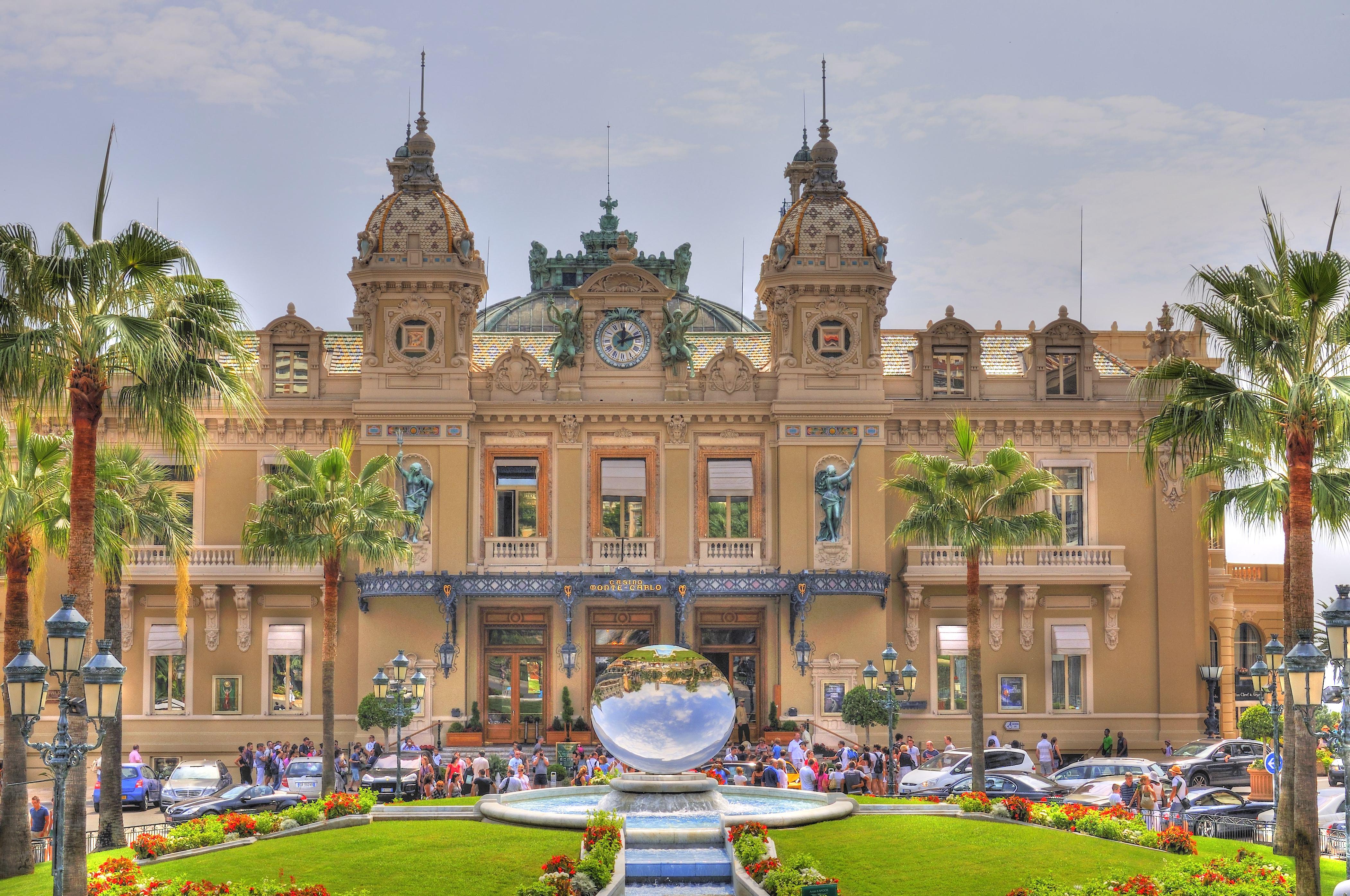 Monte Carlo casino svenskalotter 25021