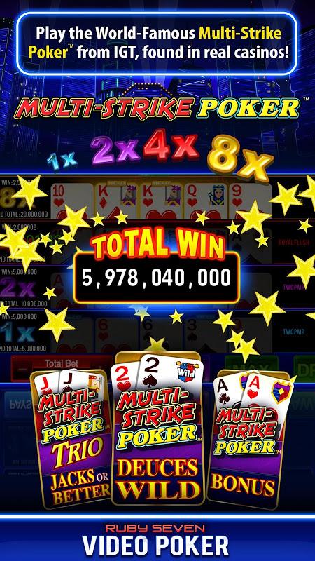 Pokerhänder värde IGT 29997