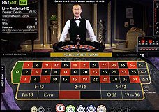 Live roulette Rounders casino 16289