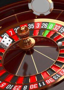 Roulette spel 20957