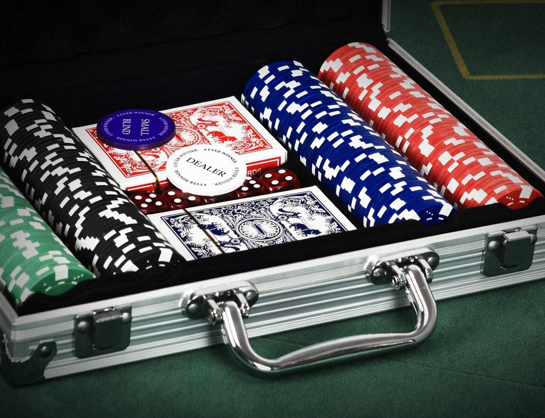 Poker chips tempo goda 53304