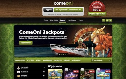 Casino 100 kr betting 52568