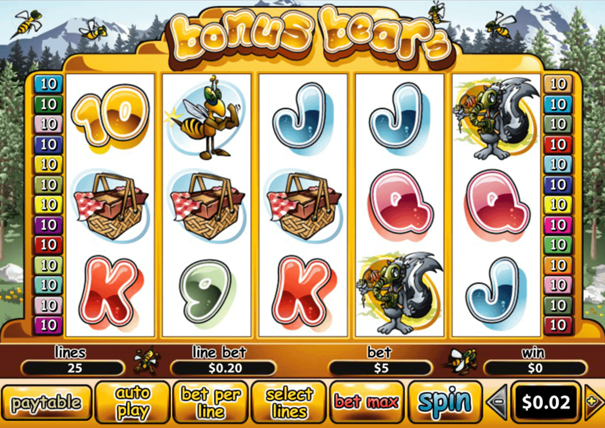 Bästa Bonus Bears 41834