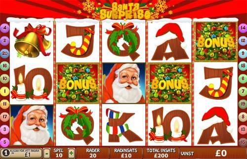 Santa Surprise slot spelet 53132