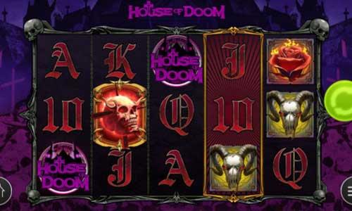 House of Doom slot 57720