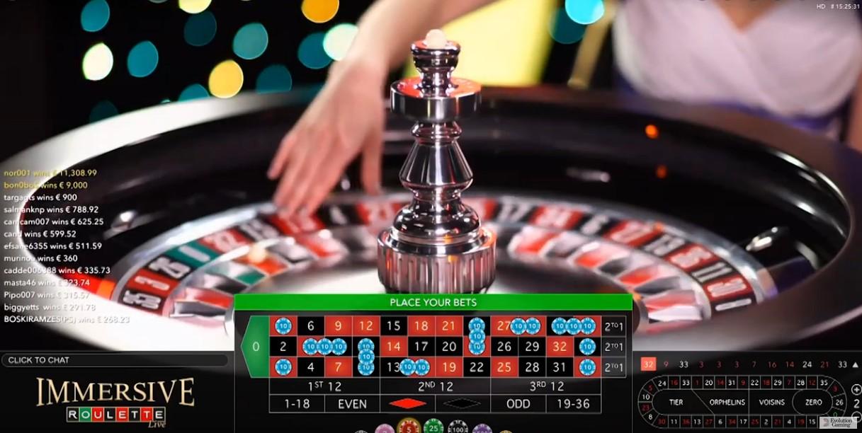 Europeisk roulette ny spelfunktion 22727