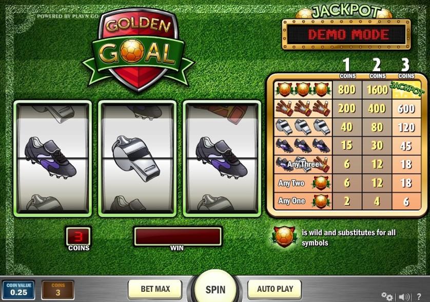 Golden Goal slot 20046