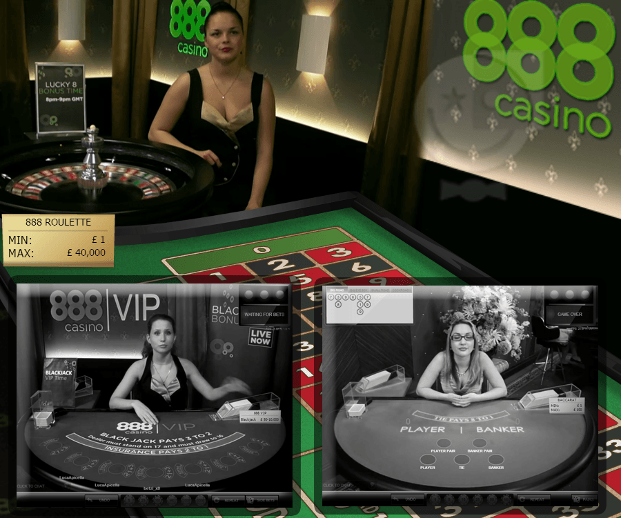 Live casino 19661