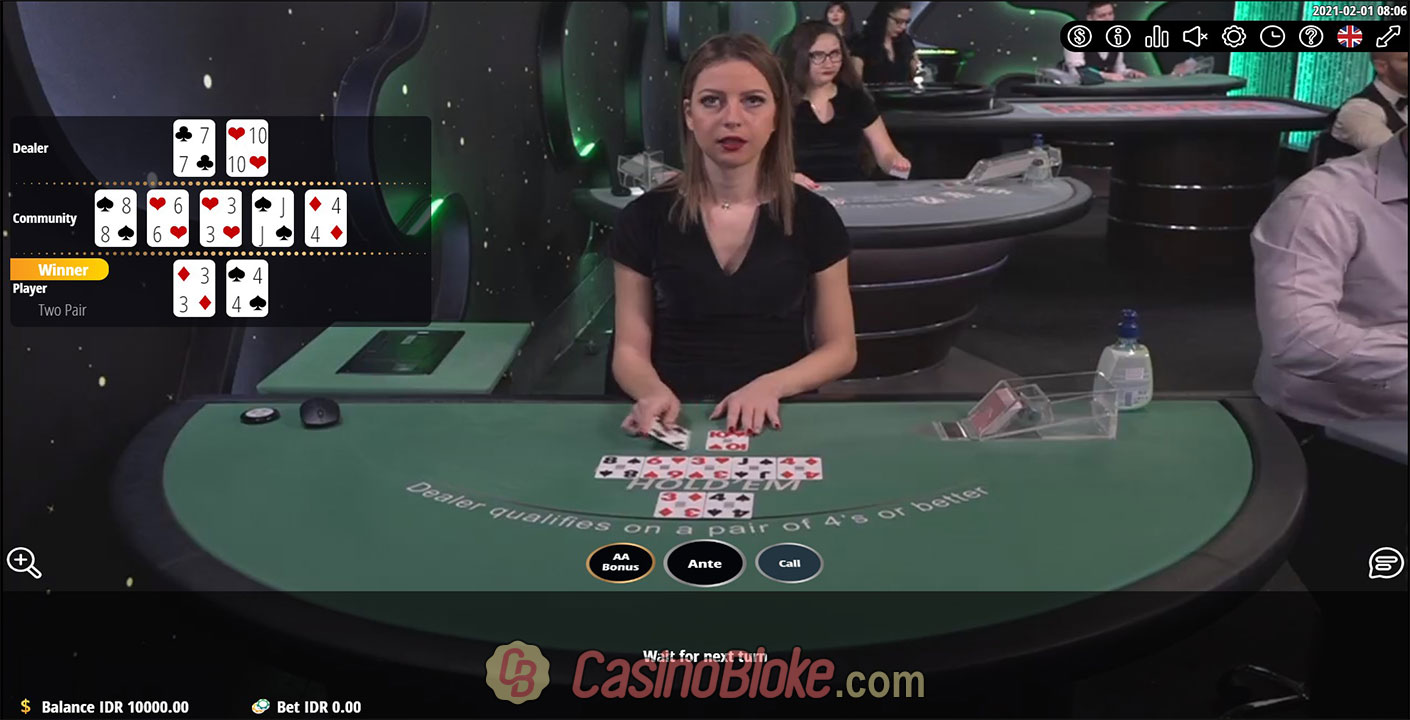 Live roulette 23904