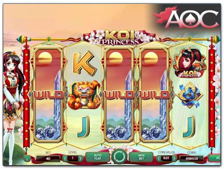 Mastercard casino online Koi 27773