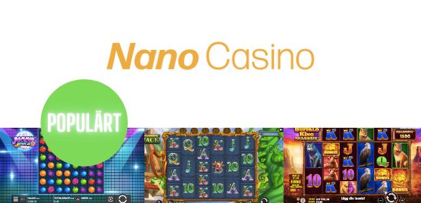 Nätcasino för vinnare Nano 37948
