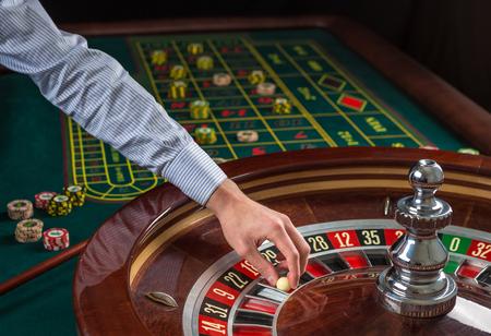 Roulette grön Sparks casino 24389