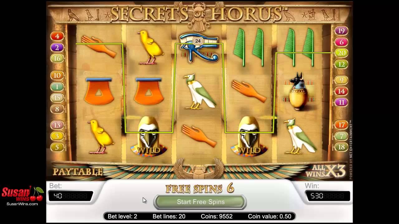Secrets of Horus 56706